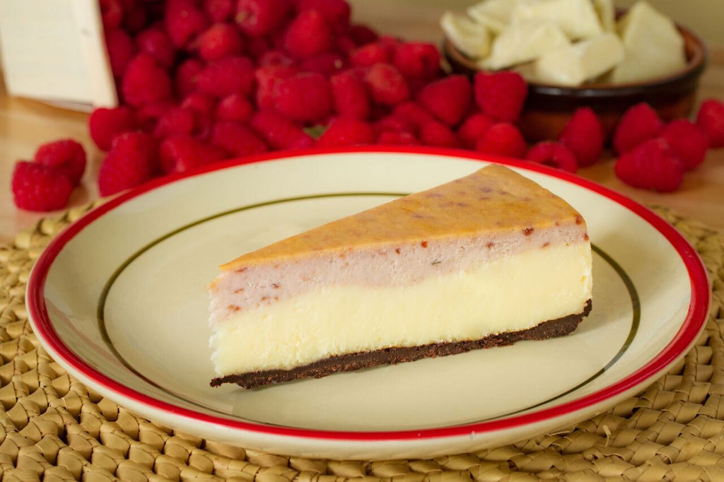 "White Chocolate Raspberry in 7"" or 8"""