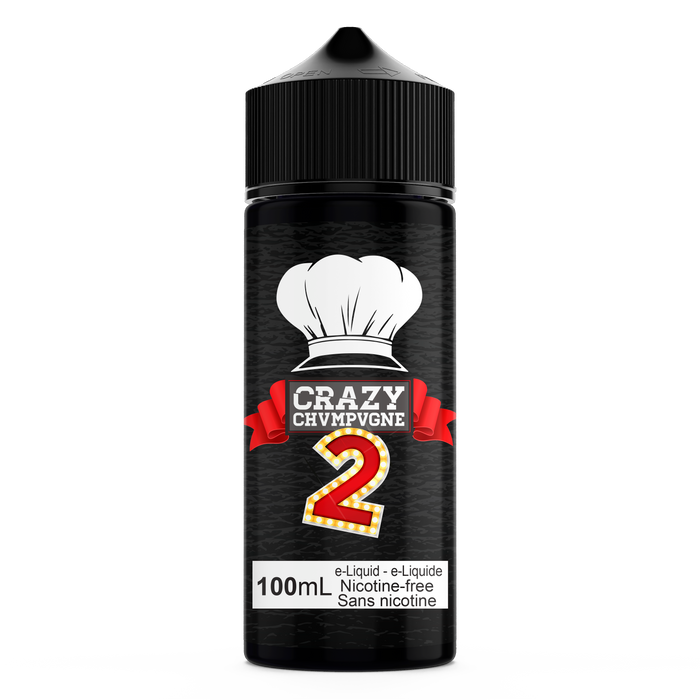 CRAZY CHVMPAGNE V2 CRAZY JUICE
