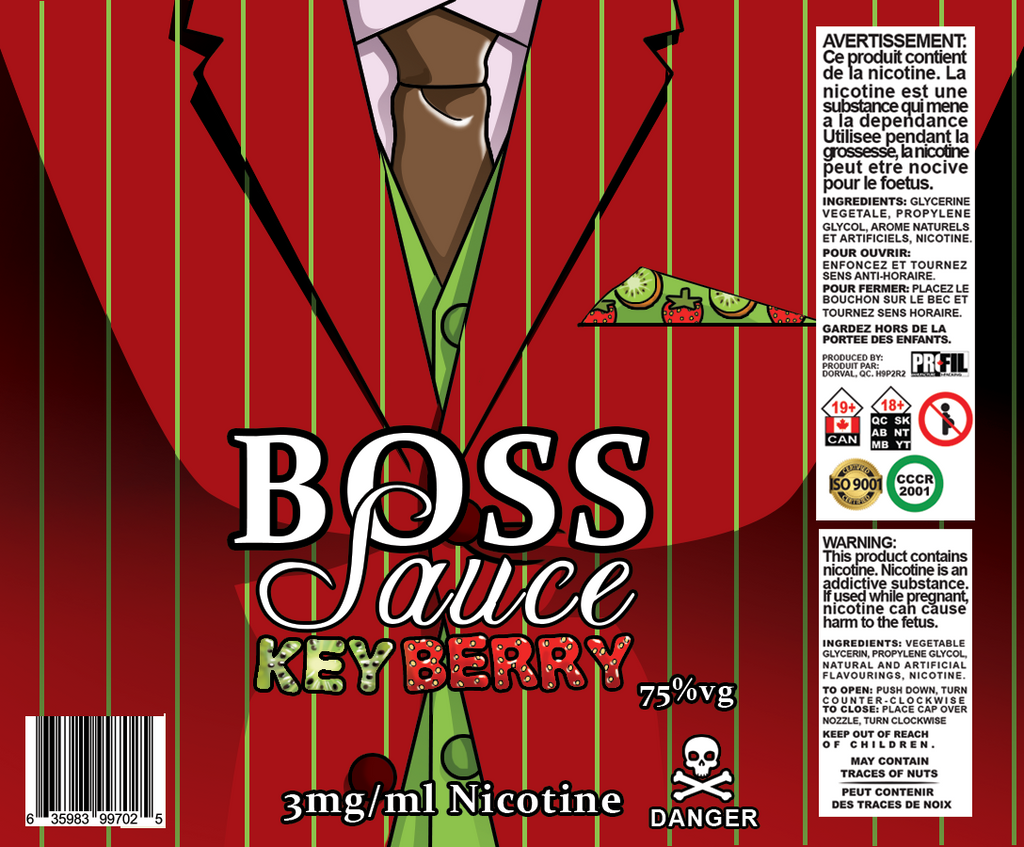 KEY BERRY