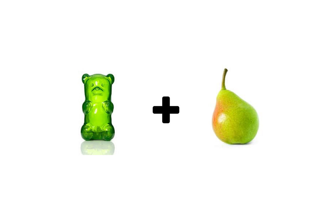 GUMMY PEARS