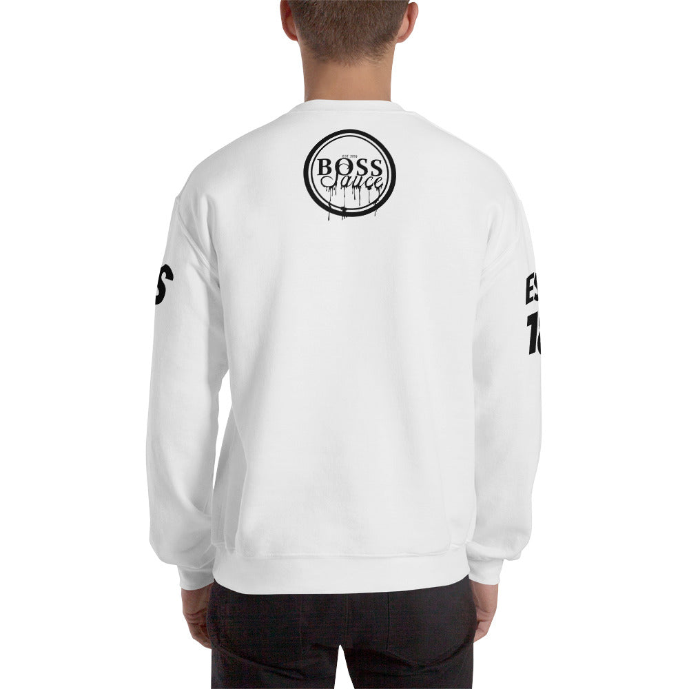 BOSS SWEATSHIRT