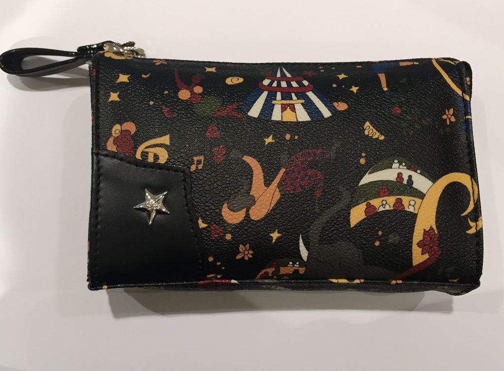 Piero Guidi Magic Circus- Black Cosmetic Case