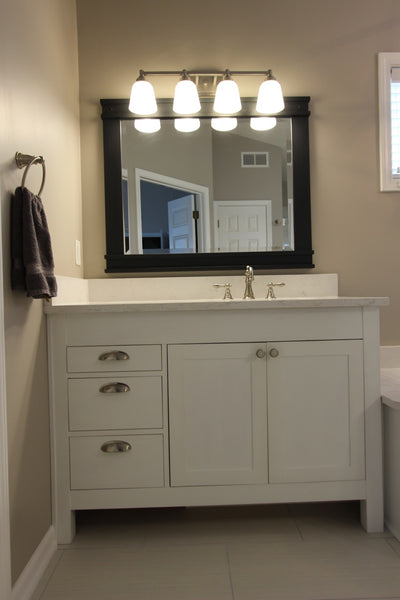 Heritage Mission Vanity and Mirror