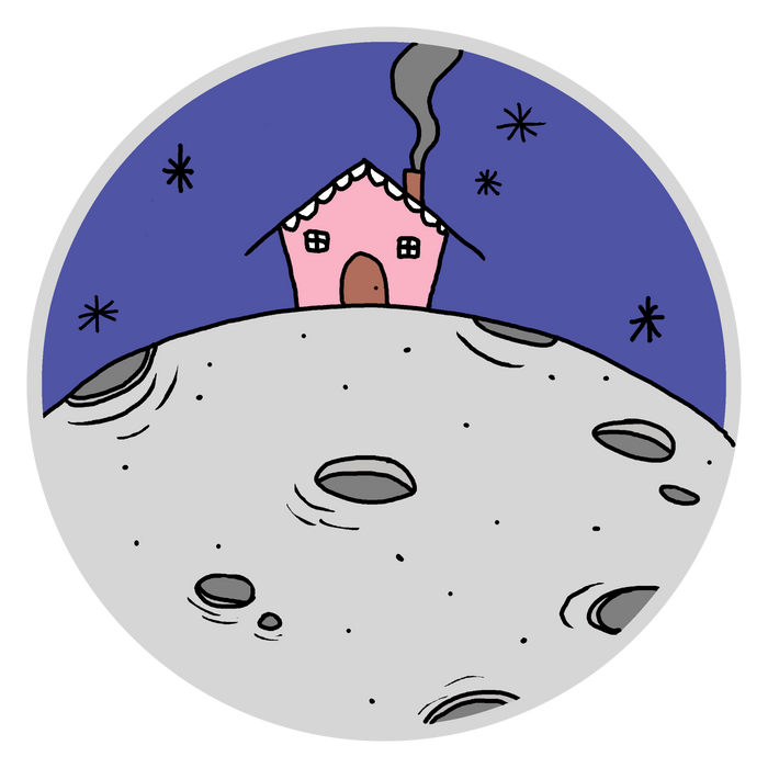 Stick-On Moon Patch