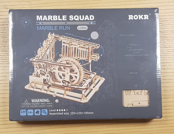 Marble Squad - MAD Factory