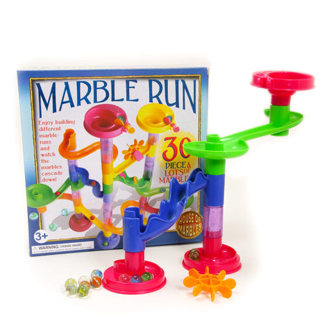 30 Piece Marble Run - MAD Factory