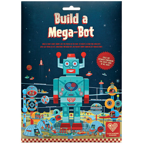 Build A Mega-Bot - MAD Factory