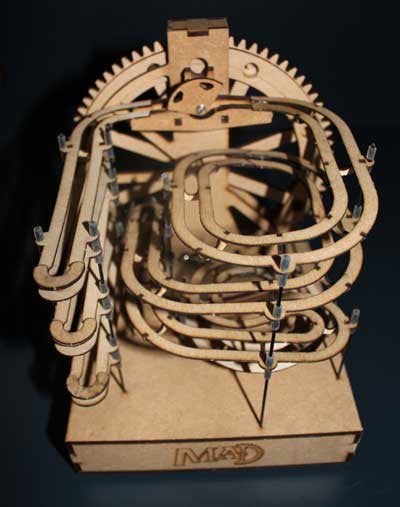 Marble Machine #2 Kit - MAD Factory