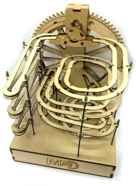 Marble Machine 2 Kit Mad Factory