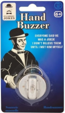 Classic Jokes Hand Buzzer - MAD Factory