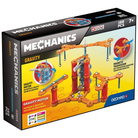 Geomag Gravity Motor 169 - MAD Factory
