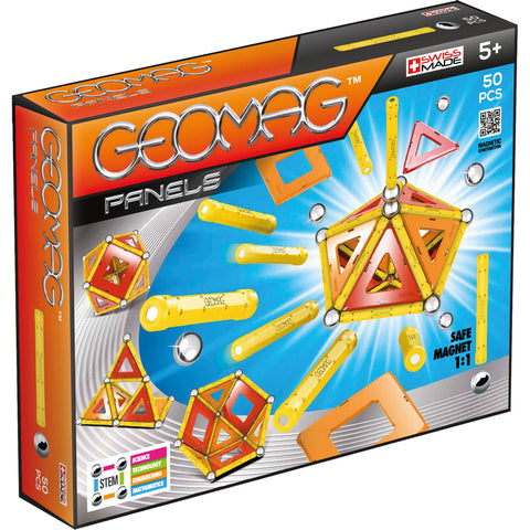 Geomag Panels 50 - MAD Factory