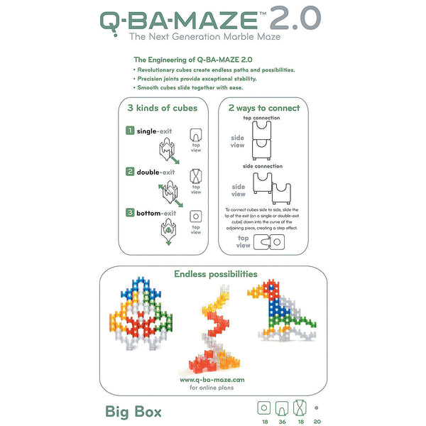 Q-BA-Maze Big Box - MAD Factory
