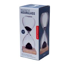 Hourglass Magnetic Sand - MAD Factory