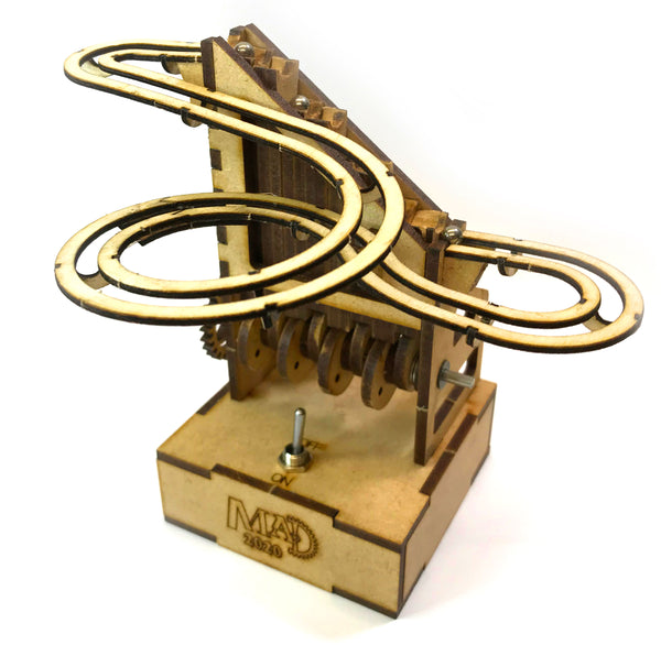 Marble Machine #1 Motorised Kit - MAD Factory