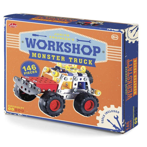 Workshop Monster Truck - MAD Factory