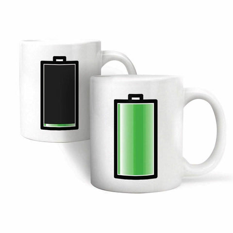 Battery Morph Mug - MAD Factory