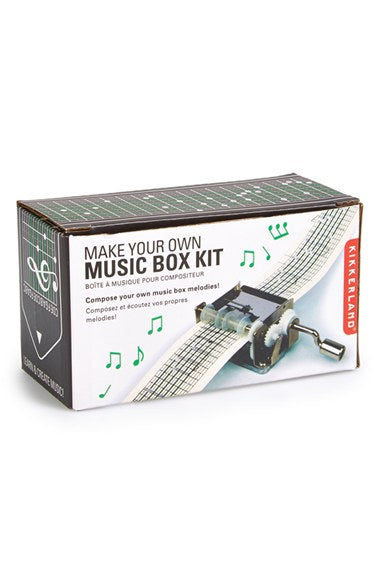 Mechanical Music Box Set - MAD Factory