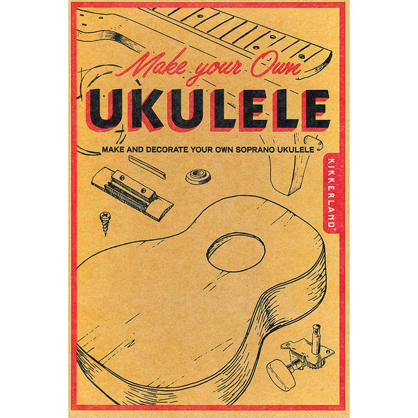 Make Your Own Ukulele - MAD Factory