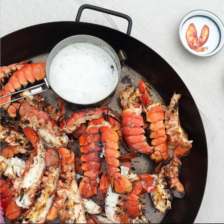 How To Grill Your Lobster Tails