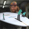 Ben Skinner Signature FUTURES 2+1 set - Skindog Surfboards