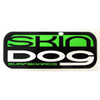 SKINDOG CLASSIC STICKER - Neon Green - Skindog Surfboards