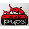 SKINPUPS STICKERS - large - Skindog Surfboards