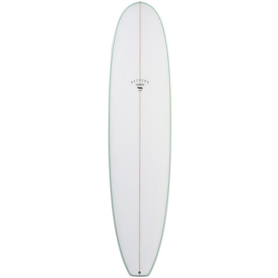The Twin Skindog Surfboards