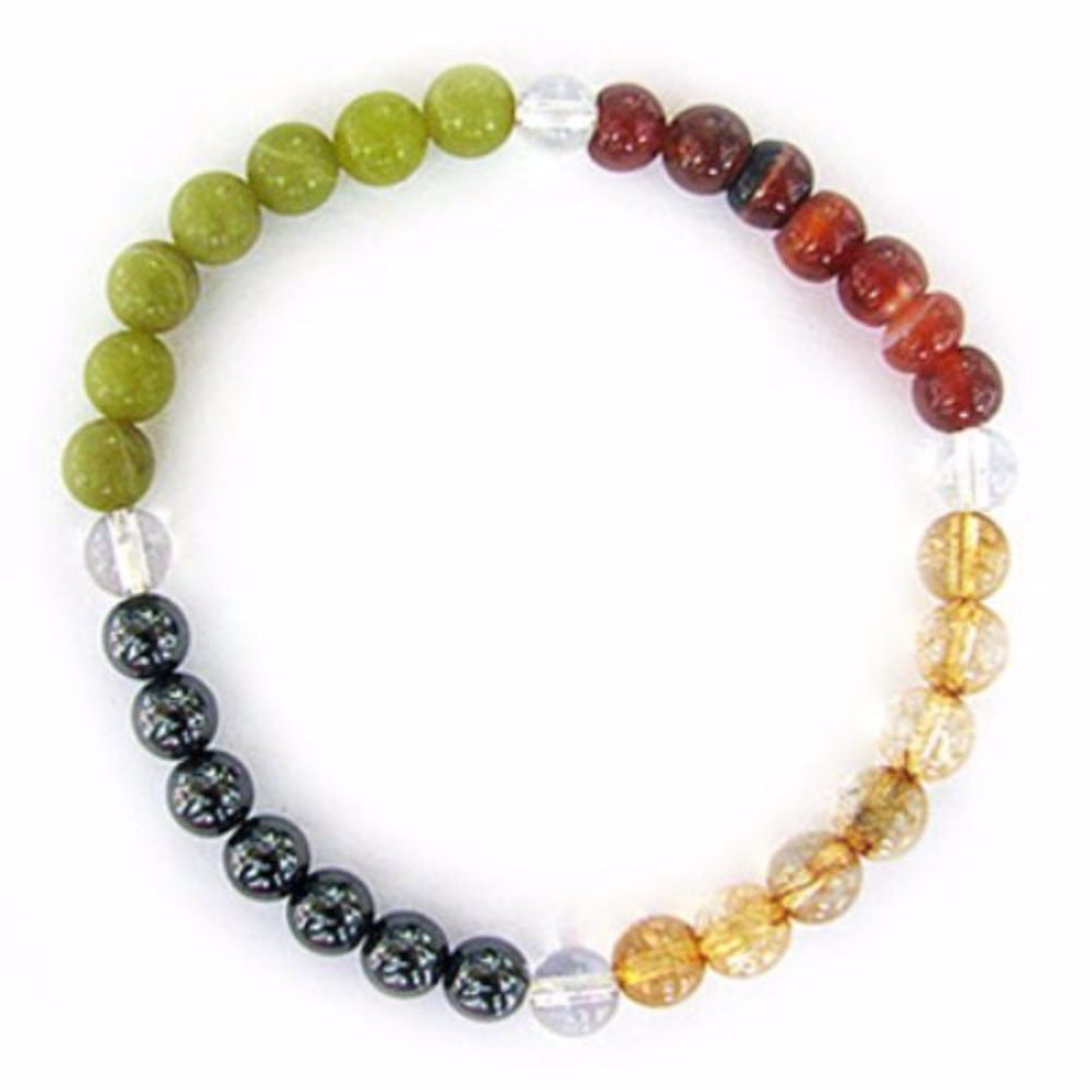 Gemstone ENERGY BRACELET Crystal Healing - CLEANSING - Crystal Rock Emporium