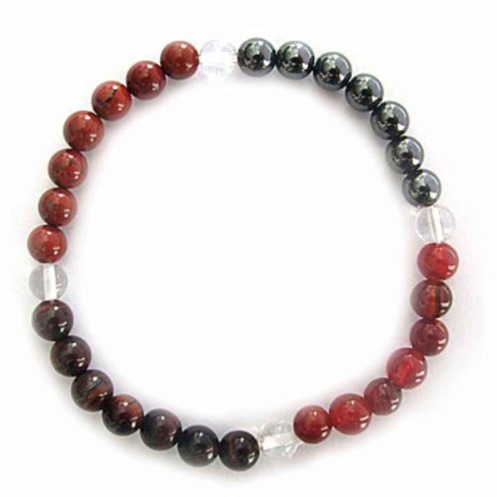 Gemstone ENERGY BRACELET Crystal Healing - CONCENTRATION - Crystal Rock Emporium