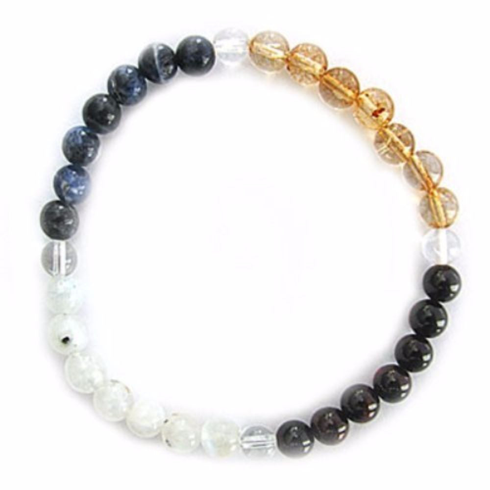 Gemstone ENERGY BRACELET Crystal Healing - CONFIDENCE - Crystal Rock Emporium