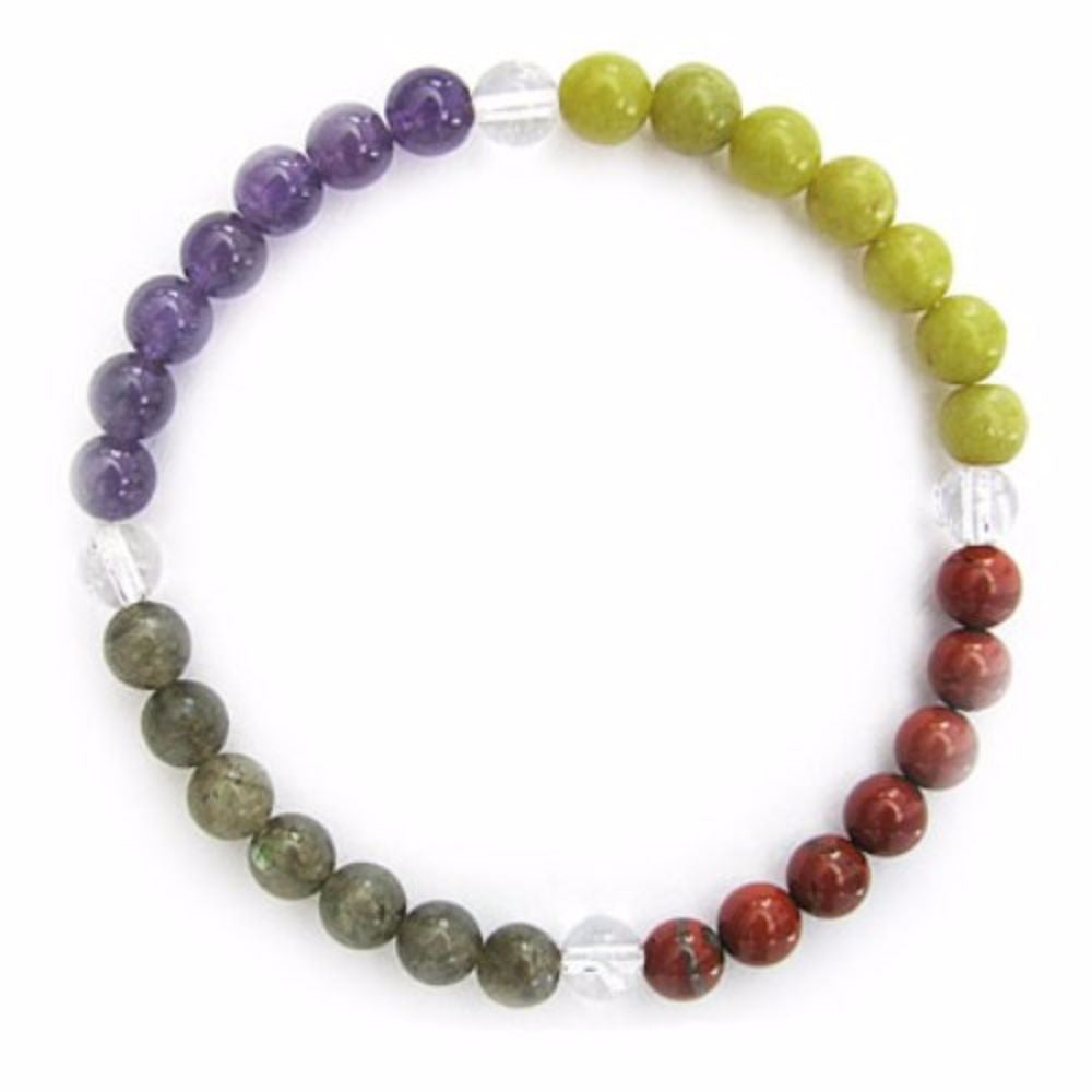 Gemstone ENERGY BRACELET Crystal Healing - DREAM RECALL - Crystal Rock Emporium