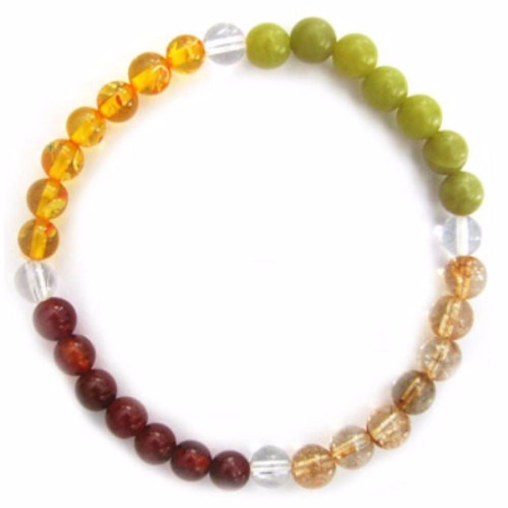Gemstone ENERGY BRACELET Crystal Healing - DREAM MANIFESTATION - Crystal Rock Emporium
