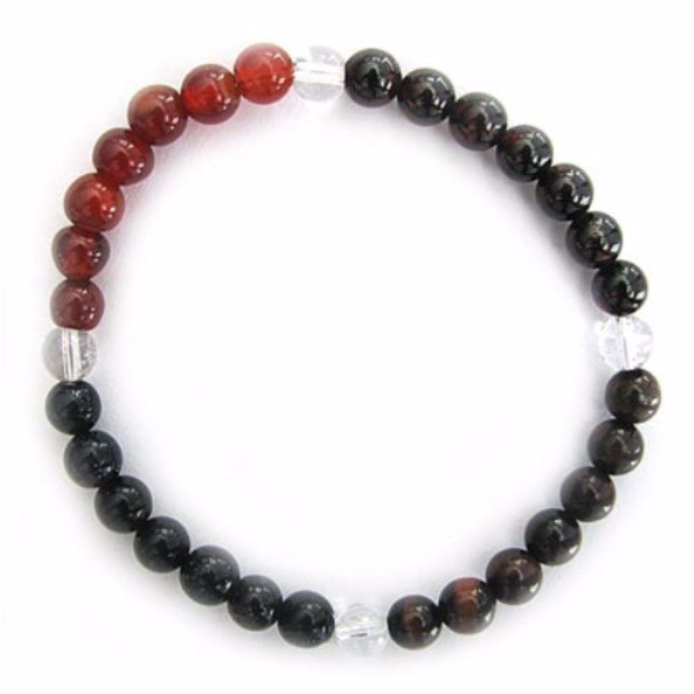 Gemstone ENERGY BRACELET Crystal Healing - ENERGY DRIVE - Crystal Rock Emporium