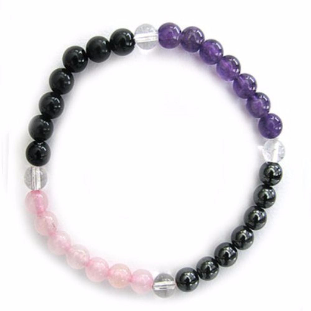 Gemstone ENERGY BRACELET Crystal Healing - GRIEF - Crystal Rock Emporium