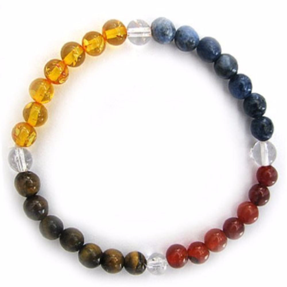 Gemstone ENERGY BRACELET Crystal Healing - JOY - Crystal Rock Emporium