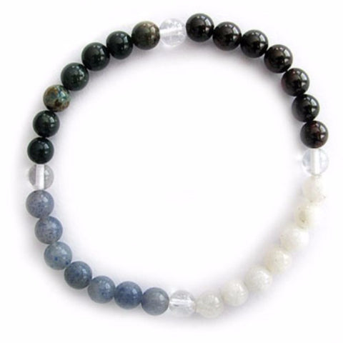 Gemstone ENERGY BRACELET Crystal Healing - PHYSICAL STRENGTH - Crystal Rock Emporium