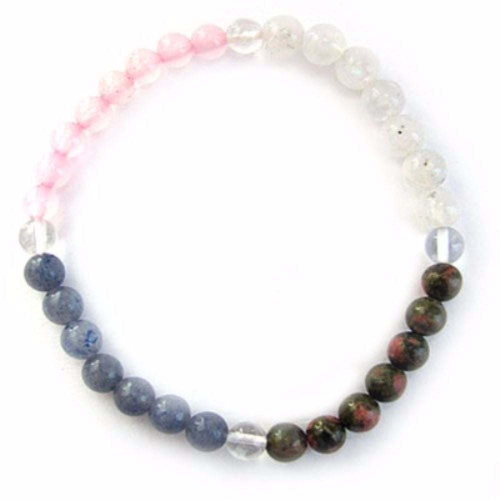 Gemstone ENERGY BRACELET Crystal Healing - PREGNANCY - Crystal Rock Emporium