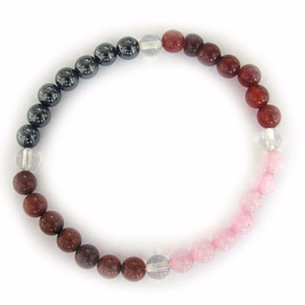 Gemstone ENERGY BRACELET Crystal Healing - WELLBEING - Crystal Rock Emporium