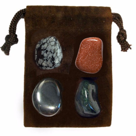 ENERGY KIT Crystal Healing Set - BALANCE - Crystal Rock Emporium