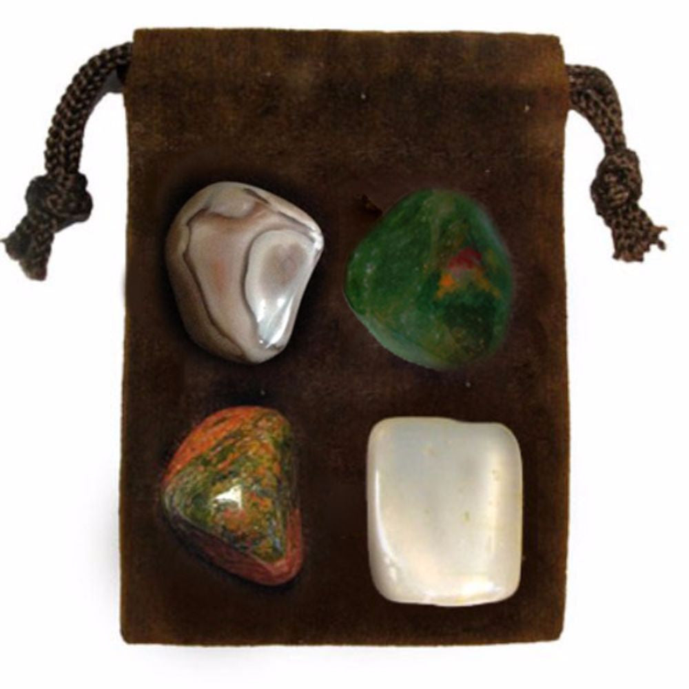 ENERGY KIT Crystal Healing Set - CHILDBIRTH - Crystal Rock Emporium