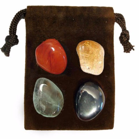 ENERGY KIT Crystal Healing Set - CLEANSING - Crystal Rock Emporium