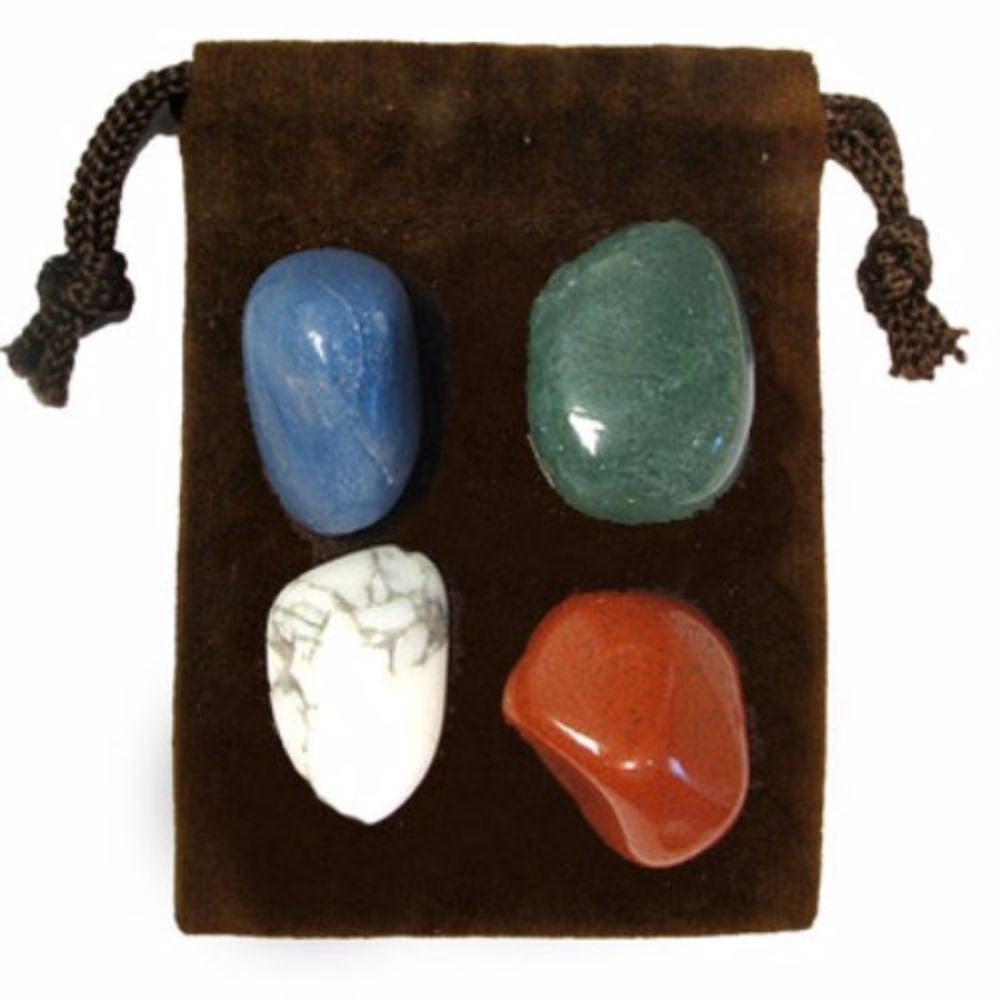 ENERGY KIT Crystal Healing Set - CREATIVITY - Crystal Rock Emporium