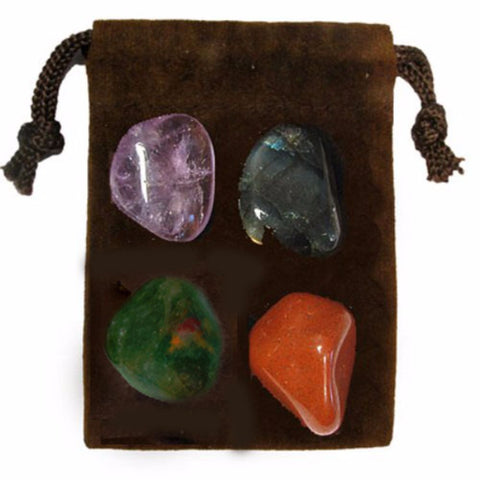 ENERGY KIT Crystal Healing Set - DREAM RECALL - Crystal Rock Emporium