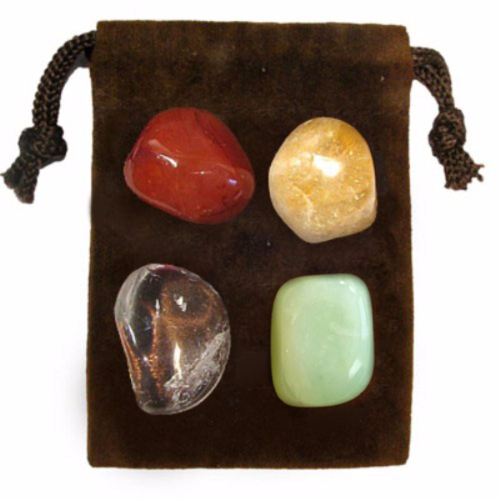 ENERGY KIT Crystal Healing Set - DREAM MANIFESTATION - Crystal Rock Emporium