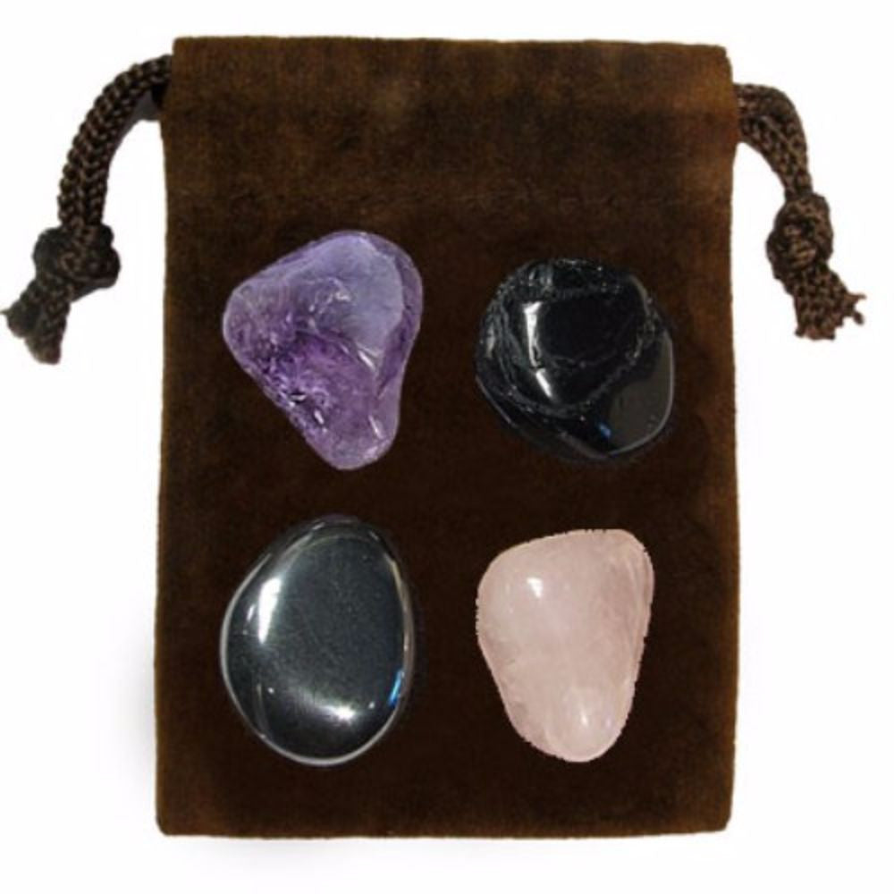 ENERGY KIT Crystal Healing Set - GRIEF - Crystal Rock Emporium