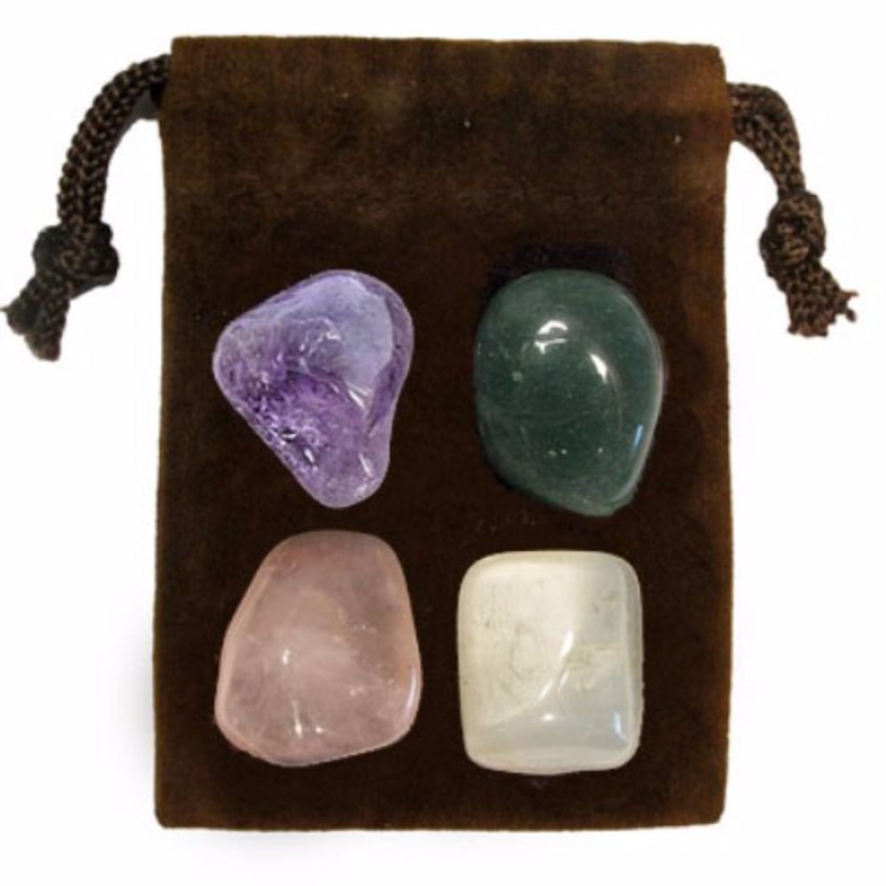 ENERGY KIT Crystal Healing Set - INNER HEALING - Crystal Rock Emporium