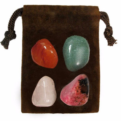 ENERGY KIT Crystal Healing Set - SOULMATE - Crystal Rock Emporium