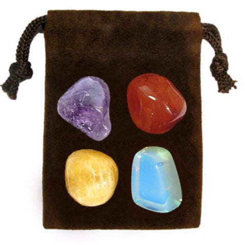 ENERGY KIT Crystal Healing Set - SPIRITUALITY - Crystal Rock Emporium