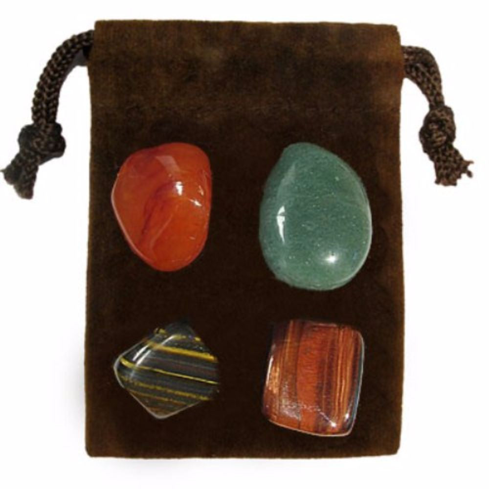 ENERGY KIT Crystal Healing Set - VITALITY - Crystal Rock Emporium